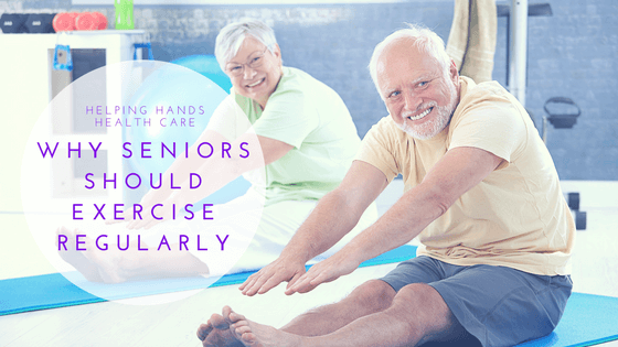 Why Seniors Should Exercise Regularly