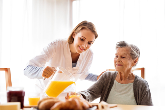 Personal Caregiver: Does It Truly Benefit an Aging Person at Home?