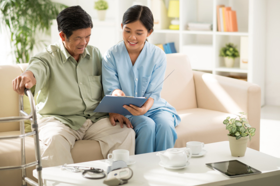 Maintaining Privacy While Working with Caregivers