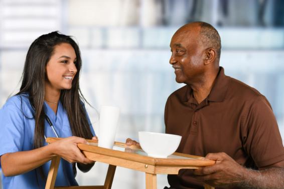 Keeping a Healthy Diet as an Elderly