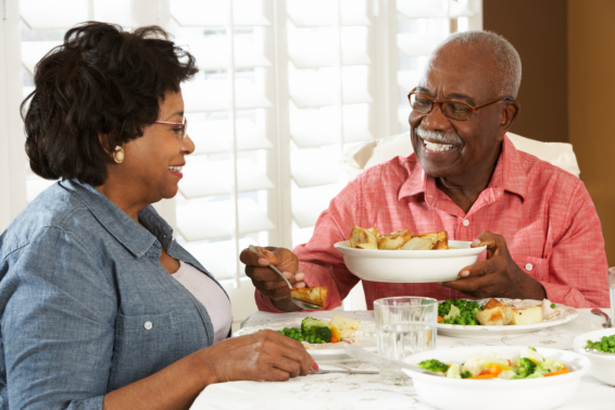 Right Nutrition for Healthy Aging